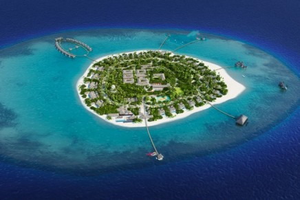 """Velaa Private Island – a new meaning to """"private moments"""" in the Maldives"""