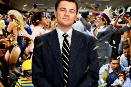 Wolf of Wall Street becomes Scorsese's biggest banker