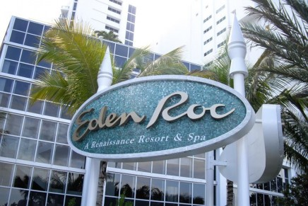 Eden Roc Miami Beach to have a Nobu Hotel