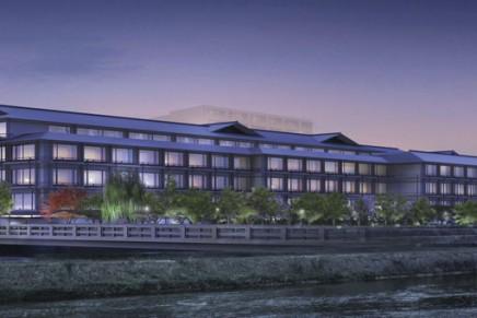 Japan's first urban resort: The Ritz-Carlton, Kyoto