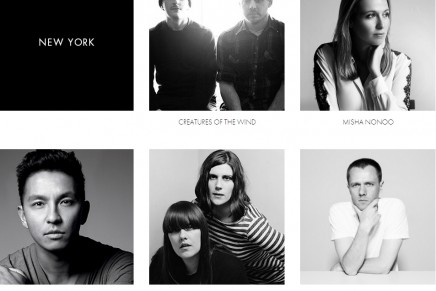 Fall/Winter 2015 New York Fashion Week Swarovski Collective Designers