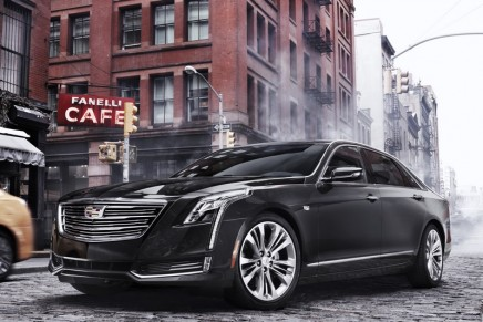 Cadillac attempts a new approach to prestige luxury