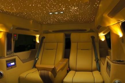 Star-studded 2016 Cadillac Escalade Viceroy conversion