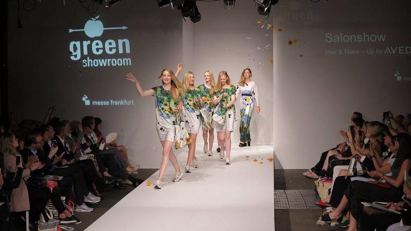 2016 Green Showroom