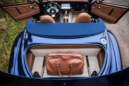 The return to open top motoring with evolved 2016 Morgan Aero 8