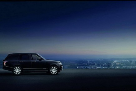 The new Range Rover Sentinel – the armored Autobiography