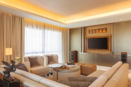 The latest Bentley Suite unveiled at The St. Regis Dubai in Al Habtoor City