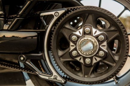 Ducati Xdiavel beast by Roland Sands