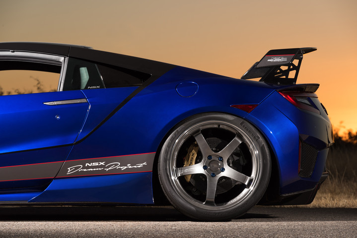 2017 Acura NSX Dream Project by ScienceofSpeed-photos-