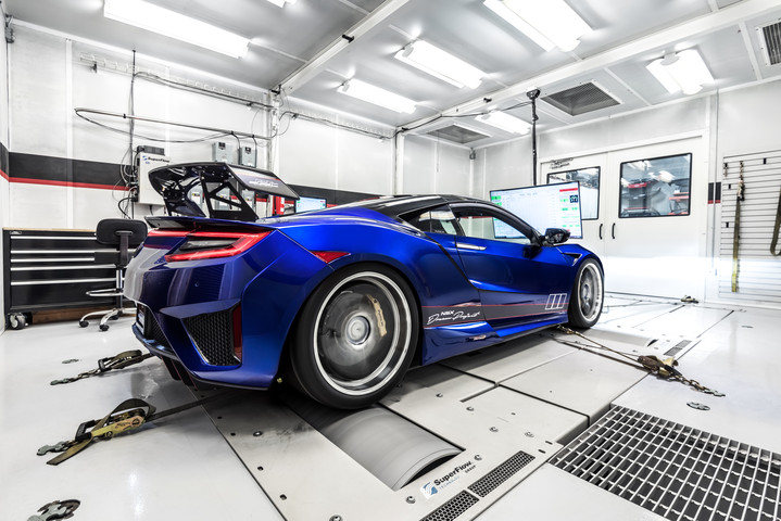 2017 Acura NSX Dream Project by ScienceofSpeed-photos