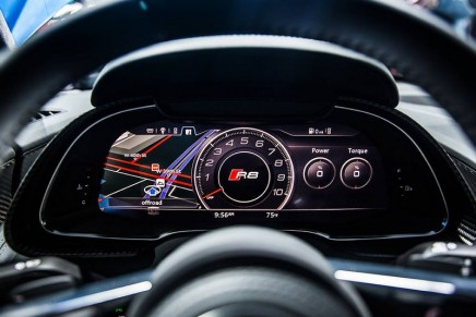 The new Audi R8 Spyder merges performance with the allure of open-top driving