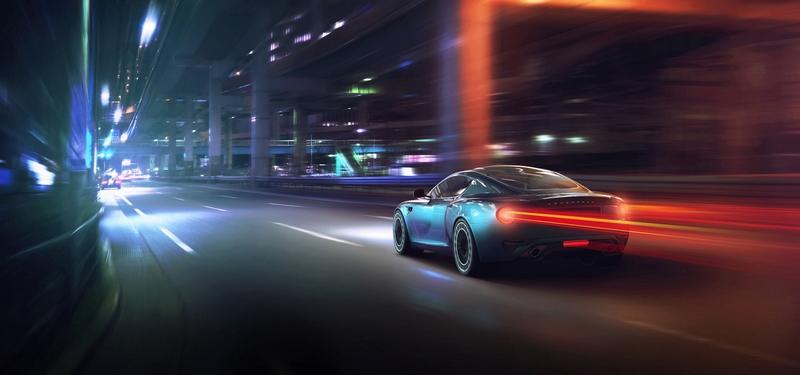 2017 Geneva Motor Show - Kahn Design debuts a new convertible variant, the Aston Martin-inspired Vengeance Volante 2017--