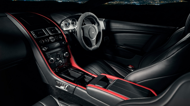 2017 Geneva Motor Show - Kahn Design debuts a new convertible variant, the Aston Martin-inspired Vengeance Volante 2017