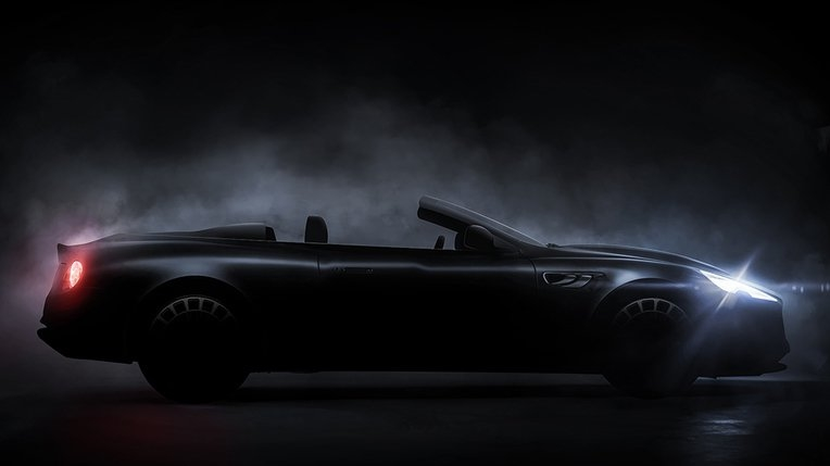 2017 Geneva Motor Show - Kahn Design debuts a new convertible variant, the Aston Martin-inspired Vengeance Volante