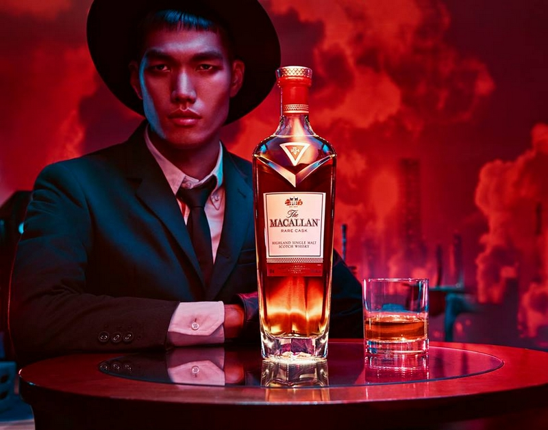 2017 Macallan's sixth Masters of Photography - Steven Klein distilling a single moment in time