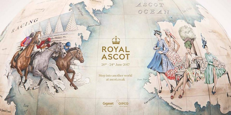 2017 Royal Ascot event
