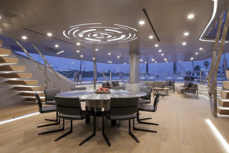 2017 Superyacht Design Awards - 2017 Best Lighting Design