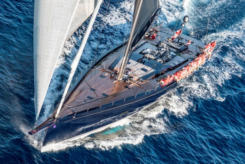 2017 Superyacht Design Awards - My Song wins 2017 Most Innovative Sailing Yacht