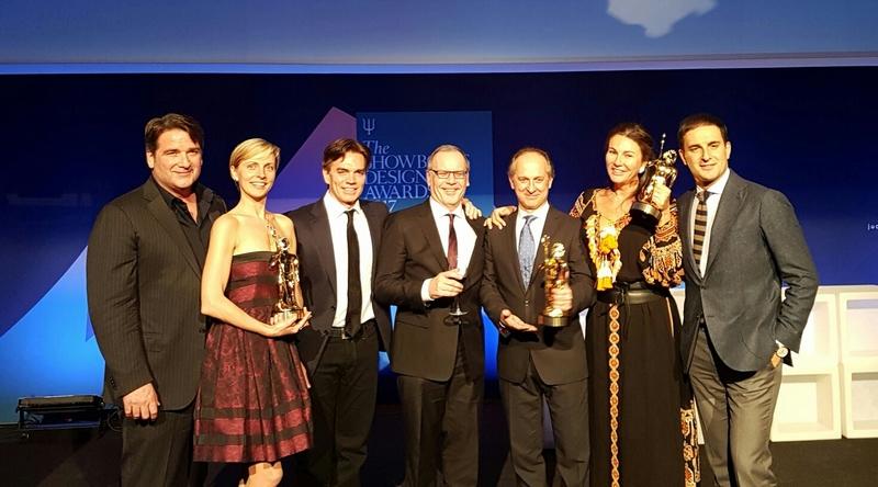 2017 Superyacht Design Awards - Sybaris