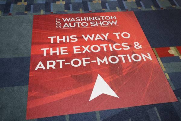 2017 Washington Auto Show-