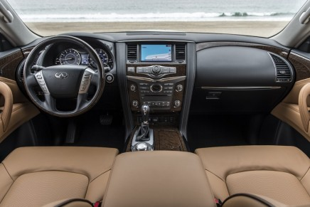 Infiniti introduces the new Q50 and QX80 Signature Editions