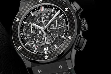 The Classic Fusion Carbon Fiber JetSmarter watch unique and exclusive edition