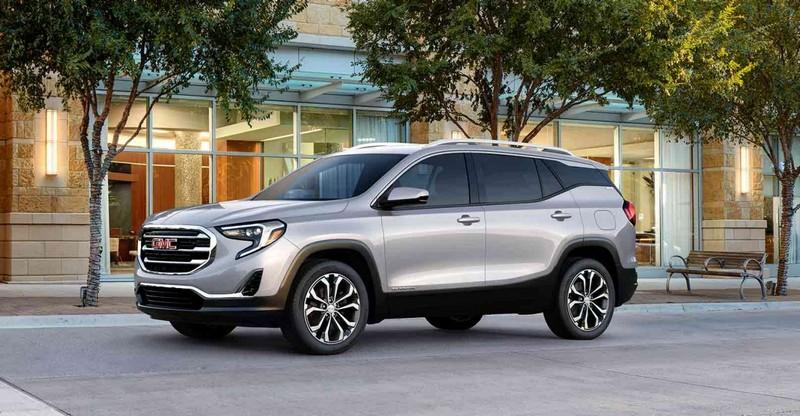 2018 GMC Terrain Compact SUV-gallery