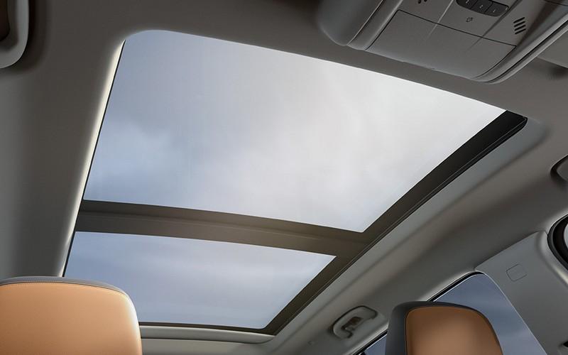 2018 GMC Terrain Compact SUV- interior details