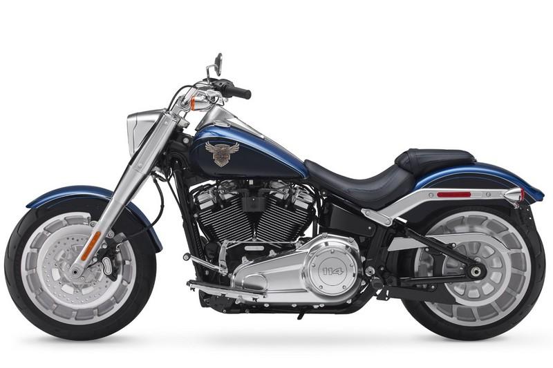 2018 Harley-Davidson 115th Anniversary Fat Boy 114