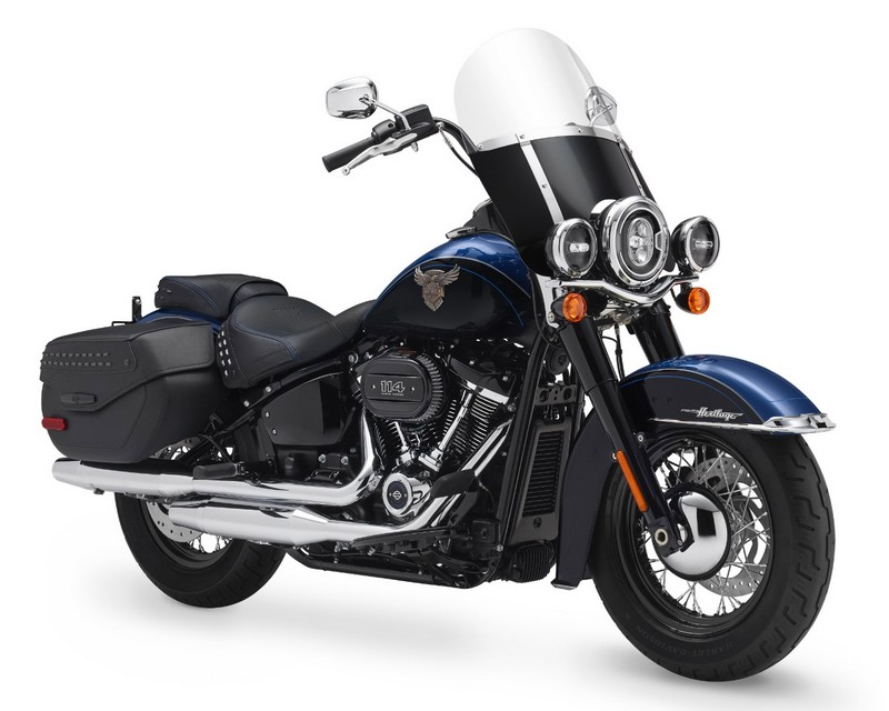 2018 Harley-Davidson 115th Anniversary Heritage Softail Classic 114