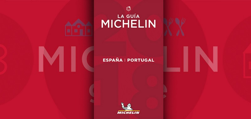 2018 Michelin Guide Spain and Portugal