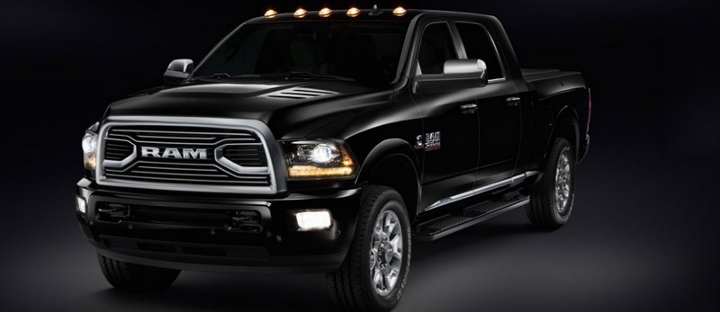 2018 Ram Limited Tungsten Edition luxury truck ext