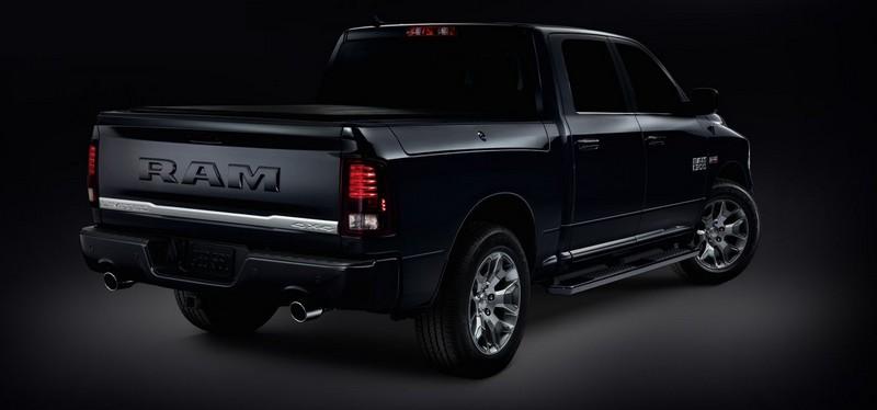 2018 Ram Limited Tungsten Edition luxury truck exterior