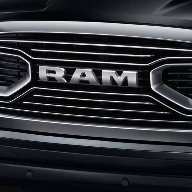 2018 Ram Limited Tungsten Edition luxury truck - limited grille