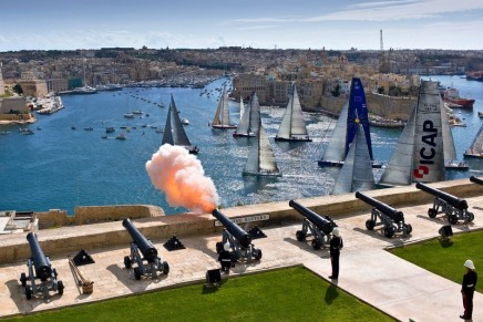 Rolex Middle Sea Race 2018: a 606-nautical mile adventure around some of the Mediterranean's most beautiful yet challenging waters