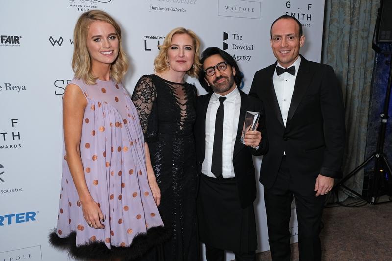 2018 Walpole British Luxury Awards - 02