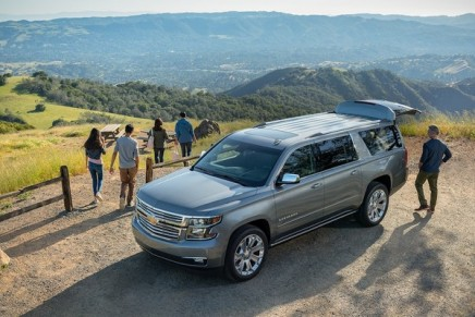 10 Luxury Vehicles for Large Families