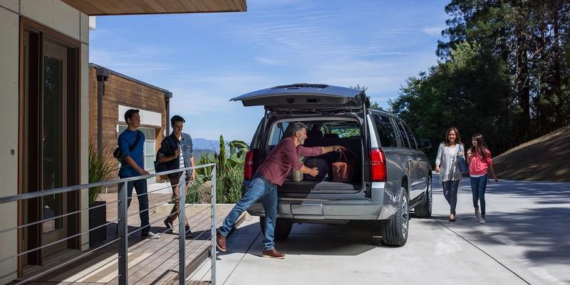 2019 Chevrolet Suburban family