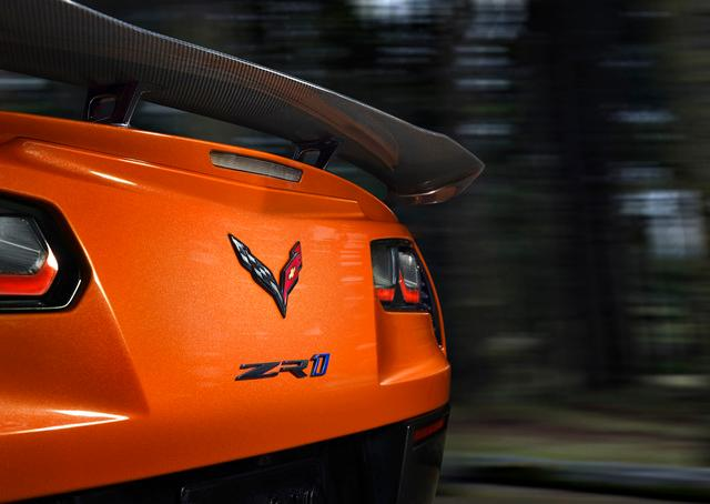 2019 Corvette ZR1 is the fastest production Corvette to date-