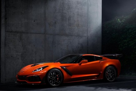 2019 Corvette ZR1 is the fastest production Corvette to date