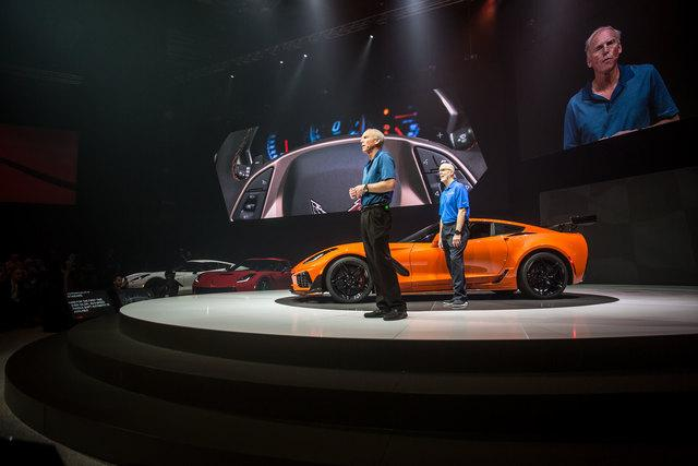 2019 Corvette ZR1 is the fastest production Corvette to date-presentation