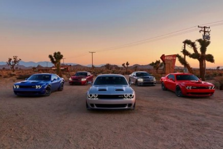Dodge launches most powerful SRT Hellcat lineup ever