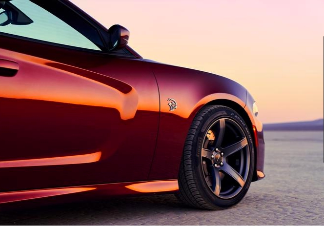 2019 Dodge Charger SRT Hellcat-
