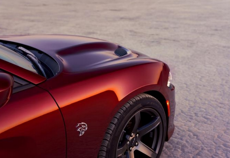 2019 Dodge Charger SRT Hellcat-model