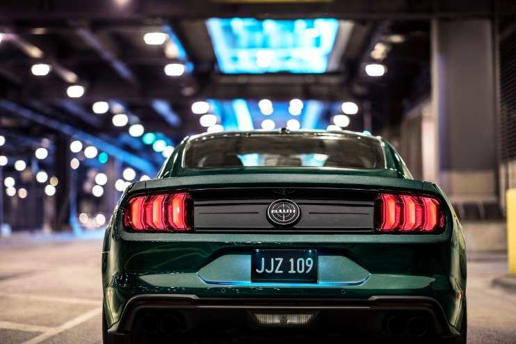 2019 Ford Mustang Bullitt car photos-
