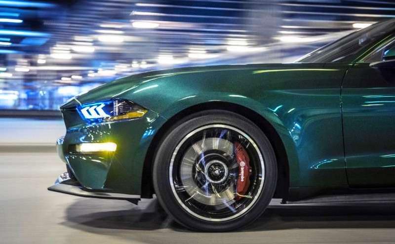 2019 Ford Mustang Bullitt car photos-2018