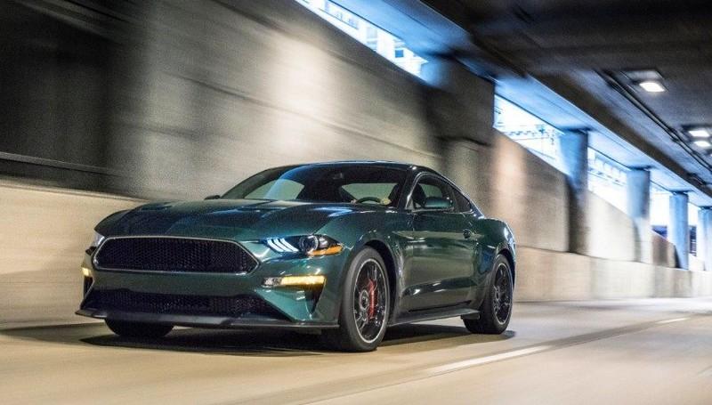 2019 Ford Mustang Bullitt car photos