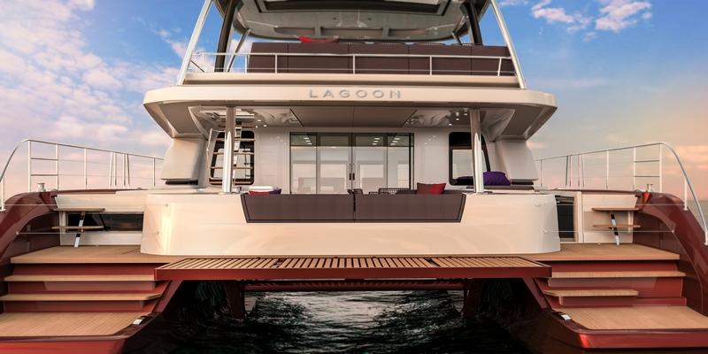 2019 Lagoon Sixty 7 catamaran