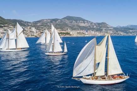 2019 Monaco Classic Week: Yacht Club de Monaco pays tribute to American yachts from 1851 to 1973