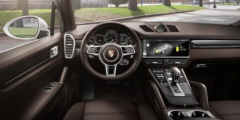 2019 Porsche Cayenne E-Hybrid-2018--